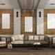 Living room in a loft - PhotoDune Item for Sale