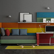 Young colorful teen room - PhotoDune Item for Sale