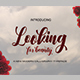 Looking Script - GraphicRiver Item for Sale