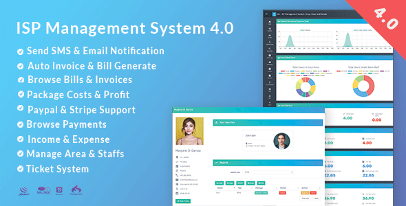 Zal - ISP Management System - CodeCanyon Item for Sale
