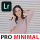 Blogger Minimal Lightroom Presets - GraphicRiver Item for Sale