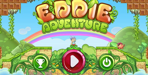 Eddie Adventures - Unity Complete Project            Nulled