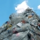 Used Plastic and Polyethylene Compressed and Storaged Outdoors Ready for Recycling. Waste Recycling - VideoHive Item for Sale