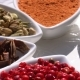 Dry Spices on a Rotary Table - VideoHive Item for Sale