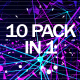 4K Plexus VJ Pack - VideoHive Item for Sale