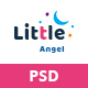 LittleAngel - Store eCommerce PSD Template - ThemeForest Item for Sale