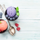 Ice cream with berries - PhotoDune Item for Sale