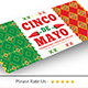 Cinco de Mayo Facebook Cover