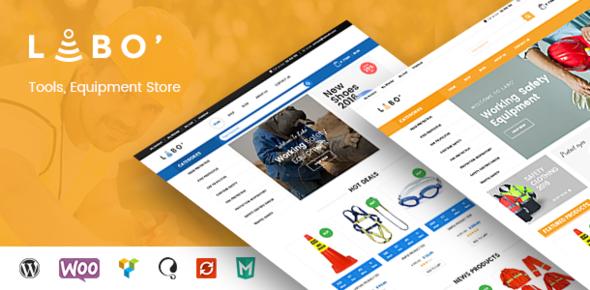 VG Labo - WooCommerce Theme for Tools, Equipment Store - WooCommerce eCommerce