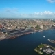 City Aerial View Over Amsterdam - VideoHive Item for Sale