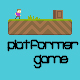 Platformer Game Tile Set Minimalism and Animation