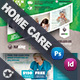Home Care Flyer Bundle Templates - GraphicRiver Item for Sale