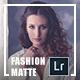 20 Fashion Matte Lightroom Presets - GraphicRiver Item for Sale