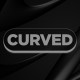 Curved Black Loop Backgrounds - VideoHive Item for Sale