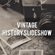 Vintage History Slideshow - VideoHive Item for Sale