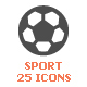 Sport & Activity Filled Icon - GraphicRiver Item for Sale