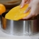 Preparation Orange Chocolate Mousse Cake - VideoHive Item for Sale