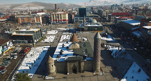 Turkey- Erzurum City