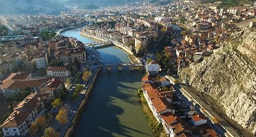 Turkey- Amasya City