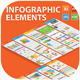 Modern Infographic Elements - GraphicRiver Item for Sale
