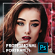 Professional Portrait (V.2) Photoshop Action - GraphicRiver Item for Sale