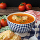 Creamy tomato soup - PhotoDune Item for Sale