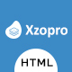 Xzopro | Business And Financial Consulting HTML5 Template - ThemeForest Item for Sale