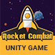 Rocket Combat - Unity Game - CodeCanyon Item for Sale