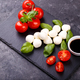 Mozzarella cheese and tomatoes - PhotoDune Item for Sale