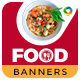 Food Web Banner Set