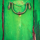 Rustic Wooden Door With Handle - PhotoDune Item for Sale