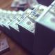 Dollar Bills Growing Bar Chart - PhotoDune Item for Sale
