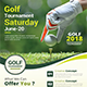 Golf Flyer - GraphicRiver Item for Sale