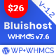 Bluishost - Responsive Web Hosting with WHMCS Themes - ThemeForest Item for Sale