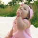 Little Girl in the Nature - VideoHive Item for Sale