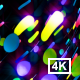 Colorful Wavy Glowing Lines 4K - VideoHive Item for Sale