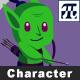 Game Character Set 4 - Goblin