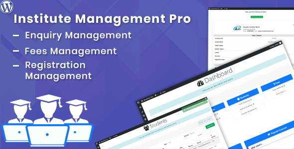 Institute Management Pro            Nulled