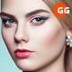 50+ Skin Retouch Photoshop Action Bundle