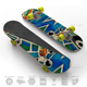 Skateboard Mock-Up - GraphicRiver Item for Sale