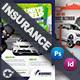 Insurance Flyer Bundle Templates - GraphicRiver Item for Sale