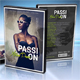 Passion Music DVD Cover Template