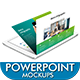 Powerpoint Slide Mockups - Device Presentation Mock up - GraphicRiver Item for Sale