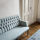 Vintage velvet sofa - PhotoDune Item for Sale