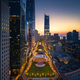 Aerial View of SF Transbay Transit Center Rooftop Park - PhotoDune Item for Sale