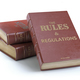 Rules and regulations books with official instructions and direc - PhotoDune Item for Sale