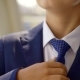 of Baby Boy Hand Who Straightens His Tie - VideoHive Item for Sale