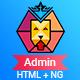 BootHelp   Bootstrap Admin Dashboard HTML  PSD  Angular Starter kit - ThemeForest Item for Sale