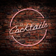 Pink Neon Cocktails Sign - PhotoDune Item for Sale
