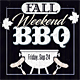 Fall BBQ Flyer - GraphicRiver Item for Sale